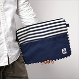 [チャムス]Document Case Sweat Nylon