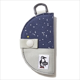 [チャムス]Half-moon Key Case S/N