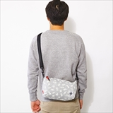 [チャムス]Pocket Shoulder Bag Sweat