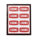 [チャムス]Sticker CHUMS Logo Mini