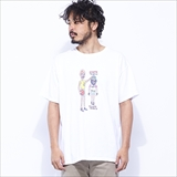 [チービー]EARTH and VILLAGE Tシャツ