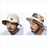 [クレ]REV. CAMOFLOWER HAT(XL)