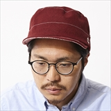 [クレ]ZACK WIRED RIB WORK CAP