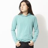 [コンフォートカラーズ]6.1oz Heavyweight Long Sleeeve Hooded Tee
