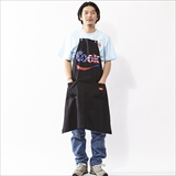 [クックマン]Long Apron Cook U.S.A.