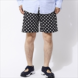 [クックマン]Chef short Pants Dots