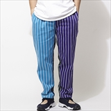 [クックマン]Chef Pants Crazy Stripes Cold