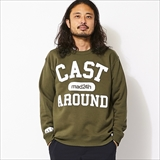 [キャストアラウンド]CASTAROUND ANGLERS EQUIPMENT mad24h SWEAT
