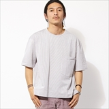 [スピナーベイト]SUCKER JERSEY PULL OVER S/S SHIRTS  (D507CJ)