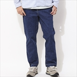 [デヴァドゥルガ]CRAFTSMAN ORGANIC DENIM PANTS 2