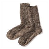 [デナリ]Cashmer Suave Socks fridge limited (17A-424)