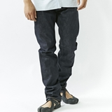 [ドゥアラット]SELVEDGE REGULAR DENIM PANTS