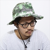 [エルネスト]ELNEST×kiu UV&RAIN PACKBLE SAFARI HAT