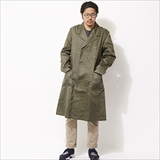 [フリッジ]NETHERLAND MILITARY BELCRO COAT