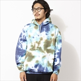 [フリッジ]TIEDYE SWEAT PARKA