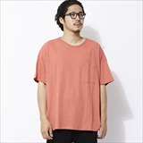 [ゴーヘンプ]WIDE POCKET TEE