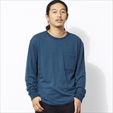 [ゴーヘンプ]LOW PK TEE/HEAVY JERSEY