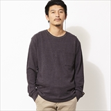[ゴーヘンプ]LOW POCKET TEE