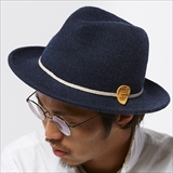 [ゴーヘンプ]BLUES CLASSIC HAT