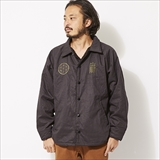 [ゴーヘンプ]COACH JACKET / ARMY TWILL