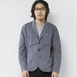 [ゴーヘンプ]TRANSIT TAILORED JACKET
