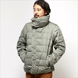[ゴーヘンプ]SIDE SLIDER JACKET/ H/C MINI HERRINGBONE