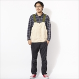 [ゴーヘンプ]VENDER CRAFT VEST / 8W H/C CORDUROY