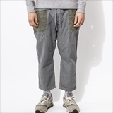 [ゴーヘンプ]VENDOR CHILL PANTS/ H/C KINARI/ LINEN CANVAS