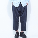 [ゴーヘンプ]GOOD DAY PANTS/H/C MINI HERRINGBONE