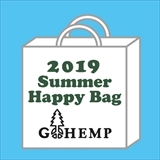 [ゴーヘンプ]SUMMER HAPPY BAG 2019