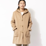 [グローバーオール]DEAD STOCK WOMANS DUFFLE COAT(370)