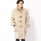 [グローバーオール]DEAD STOCK WOMANS DUFFLE COAT