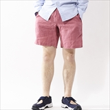 [グラミチ]LINEN COTTON G-SHORTS