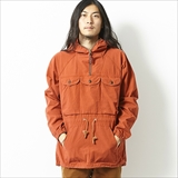 [ジプシーアンドサンズ]VENTILE COTTON ANORAK JACKET