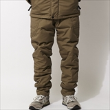[グリップスワニー]FIREPROOF DOWN CAMP PANTS