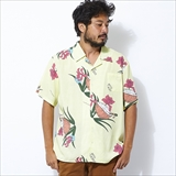 [グッドワース]CLUB TROPICS BUTTON UP