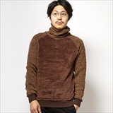 [ゴーウエスト]BOA KNIT TURTLE/SHEEP BOA FLEECE