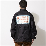 [ゴーウエスト]GRATEFUL DAY COACH JACKET/SOUVENIR SERIES