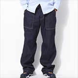 [ゴーウエスト]EASY WIDE BAKER PANTS/ONE WASH
