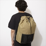 [ホーボー]Polyester Canvas Backpack 30L
