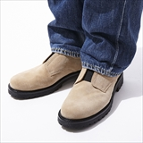 [ホーボー]Cow Leather Postman Slip On