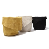[ホーボー]Cow Suede Pot Plant Cover L