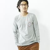 [ハオミン]WAPPEN POCKET Tee