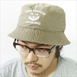 [ハオミン]REVERSIBLE BACKET HAT