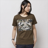 [ハオミン]COBRATWIST MILITARY Tshirt