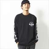 [ハオミン]ROLLING CRUTH LONG SLEEVE Tshirt