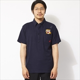 [ハオミン]TIGER WAPPEN POLO Shirt