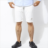 [ハオミン]EMBOSSING LUCHA SHORT PANTS
