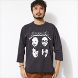 [ハオミン]MEXICANA 3/4 SLEEVE Tshirt