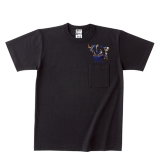 [ハオミン]RUMBLE POCKET Tshirt